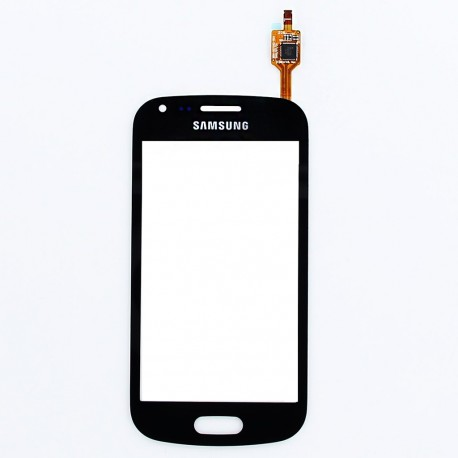 Samsung Galaxy Trend Duos GT-S7560 S7562 - Černá dotyková vrstva + flex