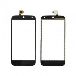 Acer Liquid Z630 - czarny touchpad, szkło kontaktowe, płytka dotykowa + flex