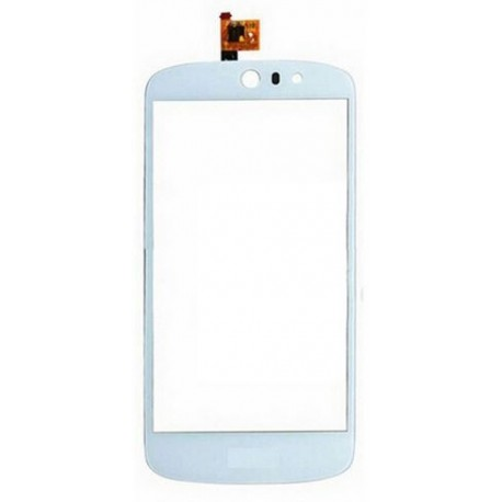 Acer Liquid Z530 - White touch layer touch glass touch panel + flex