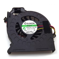 Ventilátor pre HP DV6-6000 DV6-6050 DV6-6090 DV6-6100 DV7 DV7-6000