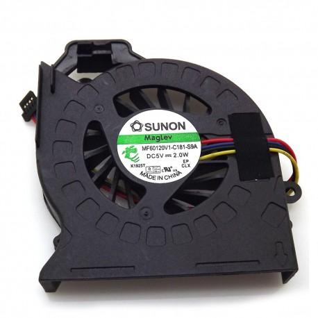 Ventilátor pro HP DV6-6000 DV6-6050 DV6-6090 DV6-6100 DV7 DV7-6000