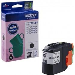 Brother LC-227XL BK - originální cartridge, černá, 1200 stran, DCP-J4120DW, MFC-J4420DW, MFC-J4620DW a MFC-J4625DW