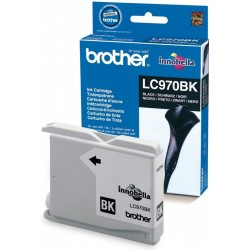 Brother LC-970BK - originální cartridge