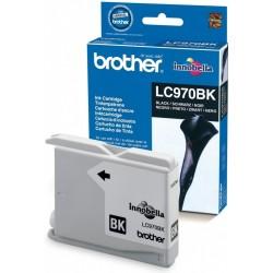 Brother LC-970BK - oryginalne wkłady