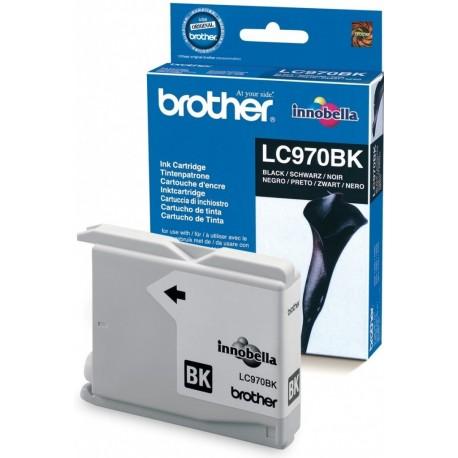 Cartridge Brother LC-970BK - originální