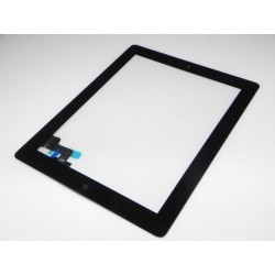 Apple iPad 2 + digitizer + home button - black touch screen, touch glass touch panel