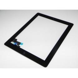 Apple iPad 2 + digitizér + home button - Černá dotyková vrstva, dotykové sklo, dotyková deska