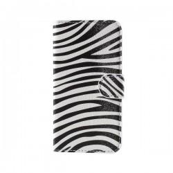 Huawei Ascend P6 - Pouzdro - zebra