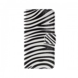 Huawei Ascend P6 - Puzdro - zebra