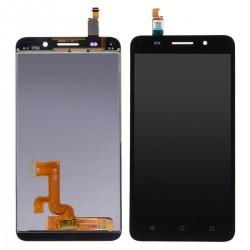 Huawei Honor 4X - Čierny LCD displej + dotyková vrstva, dotykové sklo, dotyková doska