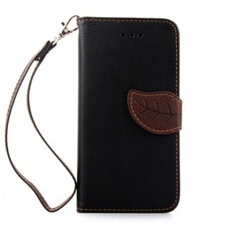 Apple iPhone 5 5S 5C - black case