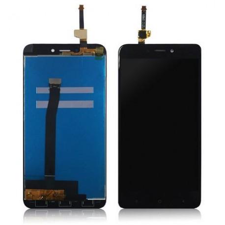 XIAOMI Redmi 4X - Černý LCD displej + dotyková vrstva, dotykové sklo, dotyková deska
