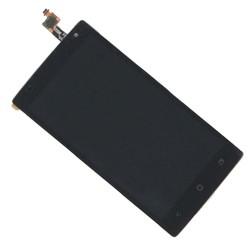 Acer Liquid Z5 Z150 - Black - dotykowy LCD + folia, szkło dotykowy panel dotykowy