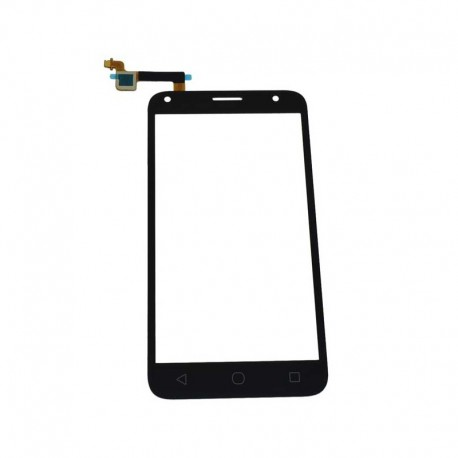 Alcatel One Touch Pixi 4 5.0 OT 5010 OT5010 5010D 50 - Black touch layer touch glass touch panel flex