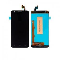 Lenovo Vibe C2 K10a40 - černý LCD displej + dotyková vrstva, dotykové sklo, dotyková deska