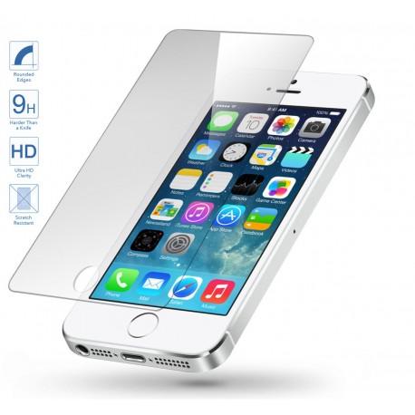Ochranné tvrzené krycí sklo pro Apple iPhone 5/5S
