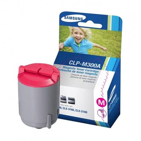 Samsung CLP-M300A - red - original toner