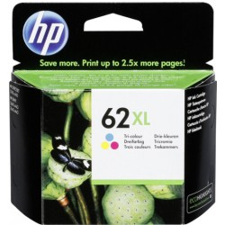 HP 62XL Color (C2P07A) - Original Cartridge