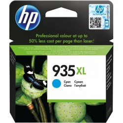 HP 935 XL (C2P24A) - tusze oryginalne