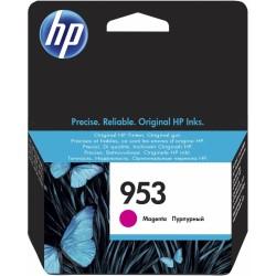 HP F6U13A - originální - Originální cartridge HP 953 (F6U13A), purpurová, 700 stran, HP OfficeJet Pro 8210/8218, Tiskárny HP OfficeJet Pro 8710/8715/8718/8719/8720/8725/8730/8740 All-in-One, HP OfficeJet Pro 7740 All-in-One