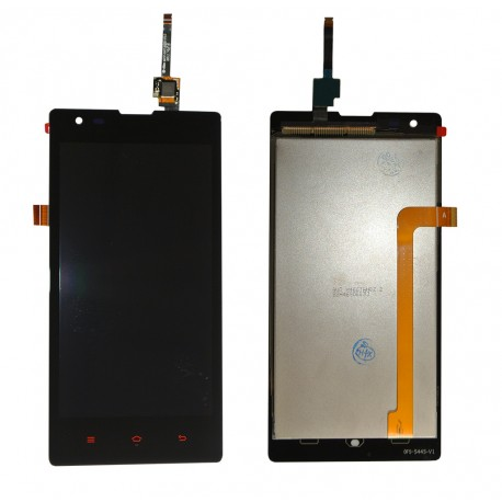 XIAOMI Redmi 1 1S - Černý LCD displej + dotyková vrstva, dotykové sklo, dotyková deska