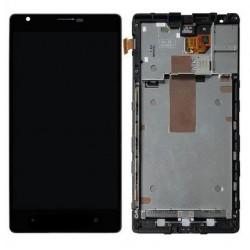 Nokia Lumia 1520 - LCD z ramką + klawiatura dotykowa, szkło kontaktowe, panel dotykowy