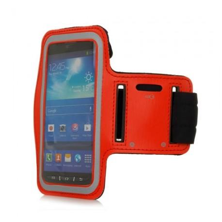 Univerzální sportovní pouzdro na ruku pro telefony o rozměrech 6x12cm