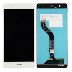 Huawei Ascend P9 Lite VNS-L21 VNS-DL00 VNS-L23 - Bílá dotyková vrstva + LCD displej