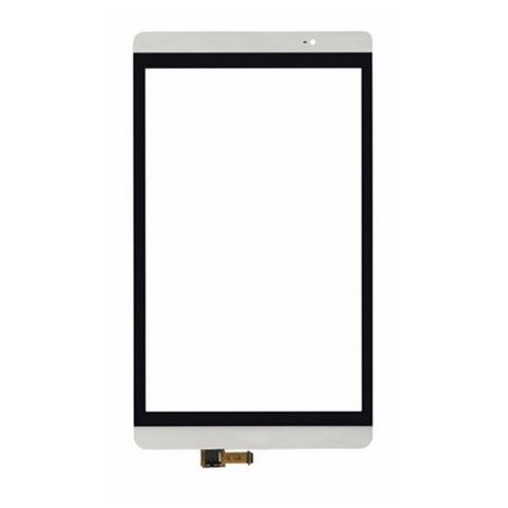 Huawei Mediapad M2 8.0 M2-801L - White touch pad, touch glass, touch pad