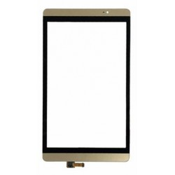 Huawei Mediapad M2 8.0 M2-801L - Gold touch pad, touch glass, touch pad