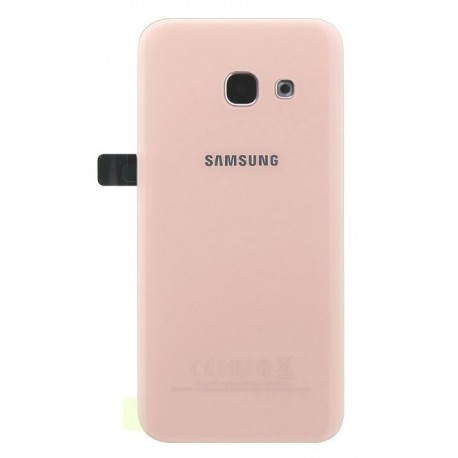 Samsung Galaxy A7 2017 A720 - battery back cover - pink