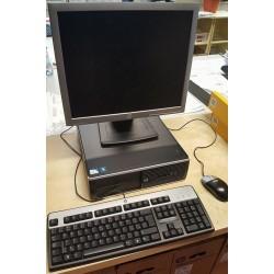 """Počítačová sestava HP 6000 + Win 7 + monitor HP 19"""" + klávesnice + myš"""