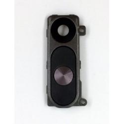 LG G3 D850 D851 D855 - Kryt, sklo kamery, fotoaparátu a zadné tlačidlo - čierna