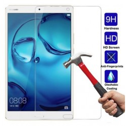 Protective tempered glass cover for Huawei Mediapad M3 8.4""
