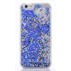 Apple iPhone 7/8 - Sleeping back cover of the phone - Blue