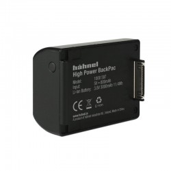 Hähnel High Power-BackPac 3000 mAh baterie