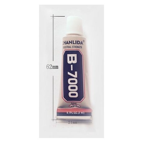 B-7000 glue for phones 3ml