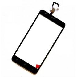 iGET Blackview E7 - Czarny panel dotykowy, szkło dotykowe, panel dotykowy