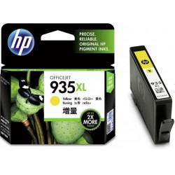 HP 935 XL (C2P26A) - tusze oryginalne