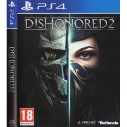 Dishonored 2 - PS4 - Wersja pudełkowa