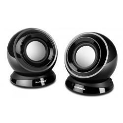 Lenovo M0520 reproduktory Portable Speaker 2.0 - černé