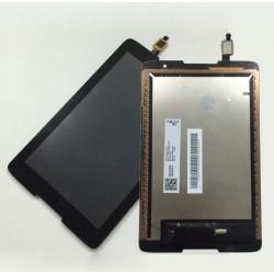 Lenovo IdeaTab A8-50 A5500 - LCD displej + černá dotyková vrstva, dotykové sklo, dotyková deska