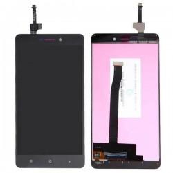XIAOMI Redmi 3 3S 3Pro - černý LCD displej + dotyková vrstva, dotykové sklo, dotyková deska