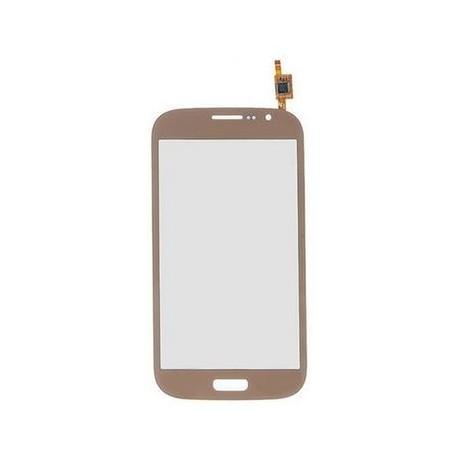 Samsung Galaxy Grand Neo i9060 - Zlatá dotyková vrstva, dotykové sklo, dotyková deska