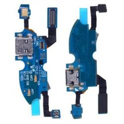 Napájací konektor micro USB s mikrofónom pre Samsung Galaxy S4 mini i9190 i9195