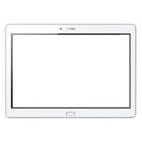 Huawei Mediapad M2 10.0 - White touch pad, touch glass, touch pad