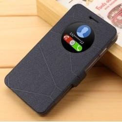 Asus Zenfone 5 A501CG A500KL - čierne flipové puzdro