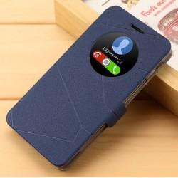 Asus Zenfone 5 A501CG A500KL - modré flipové puzdro