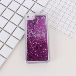 Apple iPhone 6 - Presýpacie zadný kryt telefónu - Fialový