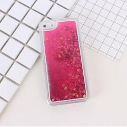 Apple iPhone 6 - Presýpacie zadný kryt telefónu - Ružový